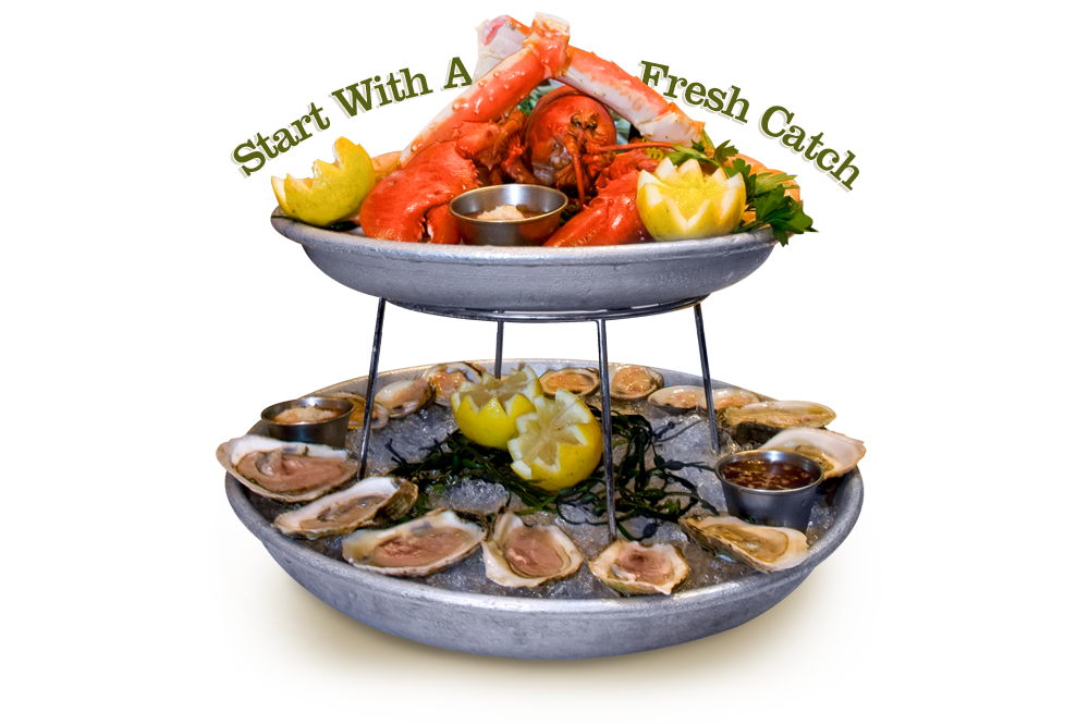 City Crab - Seafood Tower